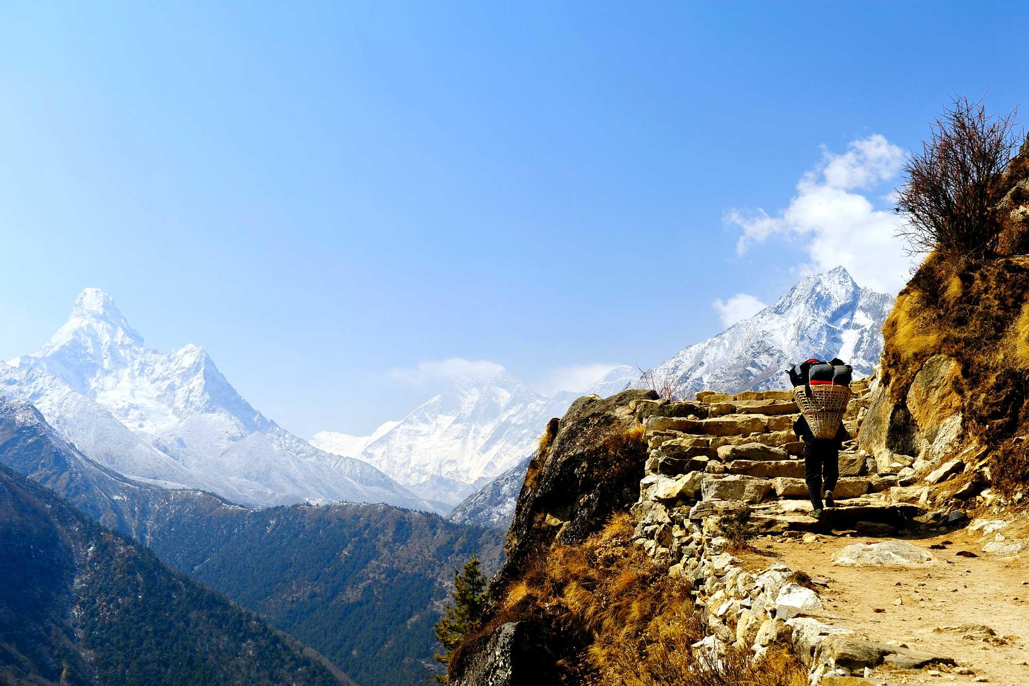 Royal trek trail