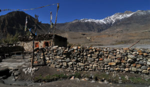 ethnic village a Dolpo
