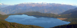 Rara lake overview
