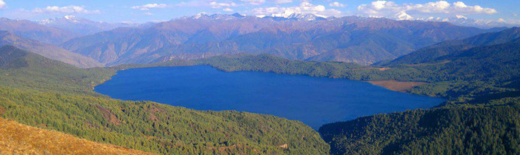 Rara Lake overview