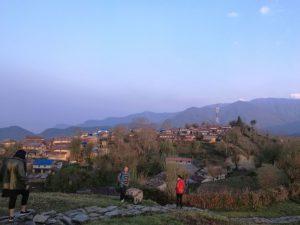 Ghalegaun, Lamjung