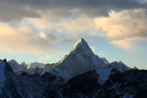 Ama Dablam from Kala Patthar